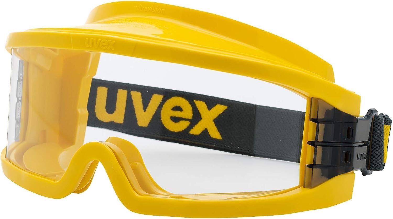 Uvex Ultravision Supravision Excellence - Gafas de visión (impermeables), color transparente y amarillo