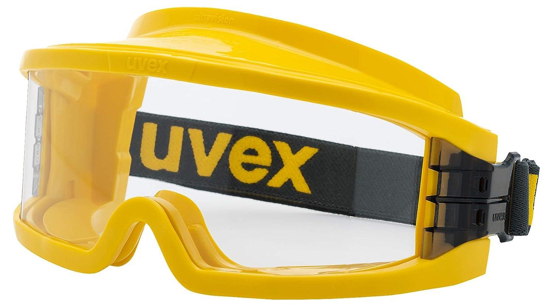 Uvex Ultravision Gafas de seguridad - Protección laboral - Transparente: Amazon.es: Industria, empresas y ciencia