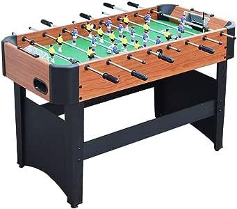JKLL Mesa de futbolín, Juego de fútbol for niños y Adultos con ...