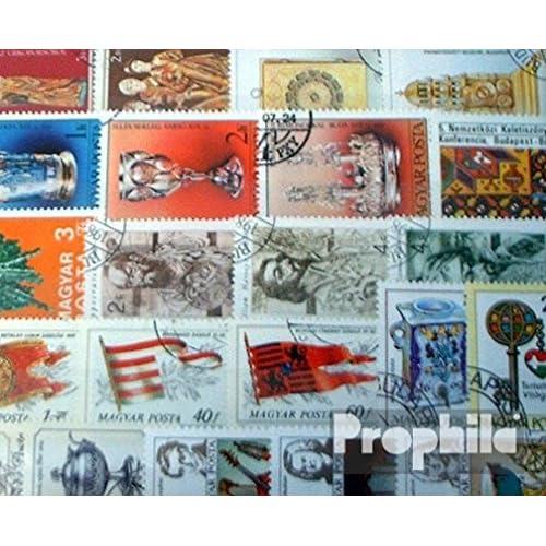Hongrie 50 différents timbres spéciaux (Timbres pour les collectionneurs)