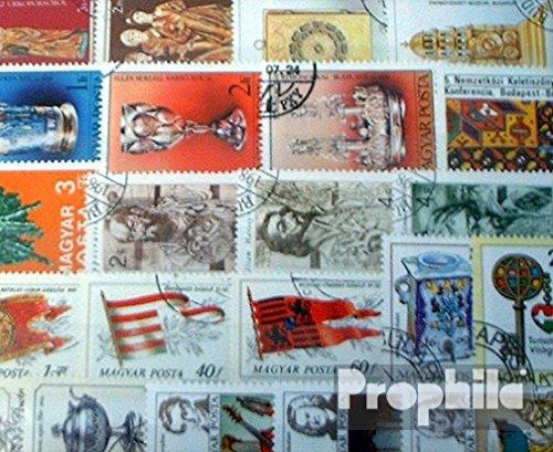 Hongrie 50 différents timbres spéciaux (Timbres pour les collectionneurs) Prophila Collection