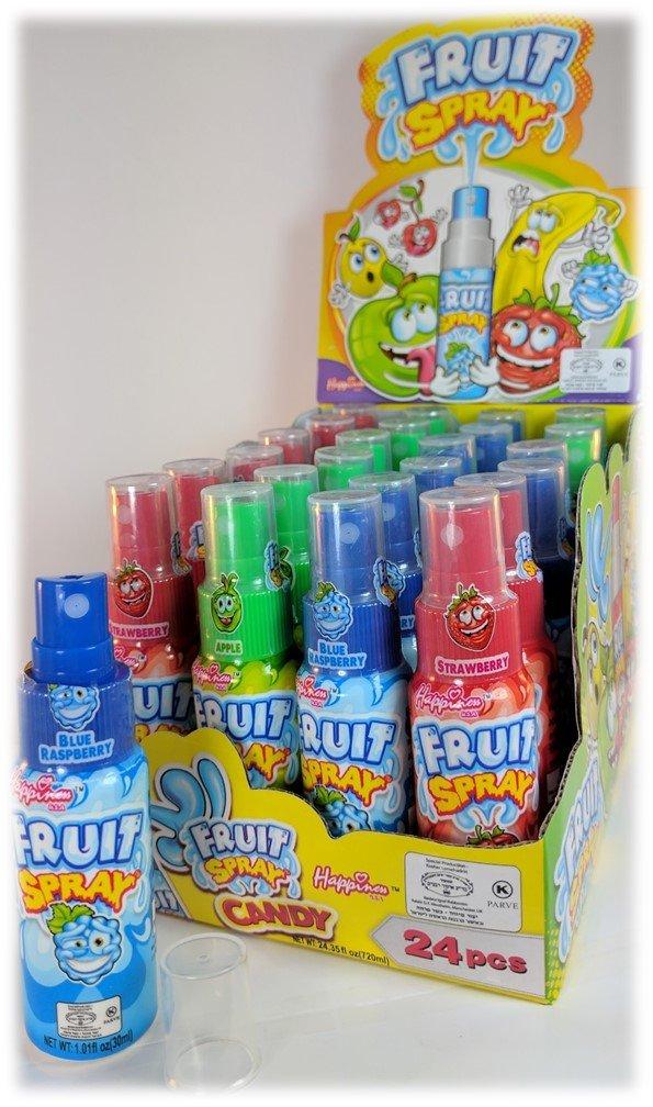 Kosher Sour Fruit Spray, (Happiness USA)