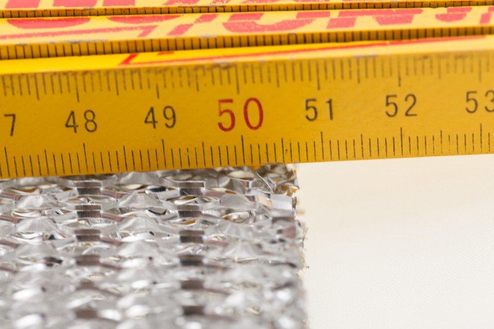 Universal Fettfilter Dunstabzugshaube Matte Metall 570x470mm