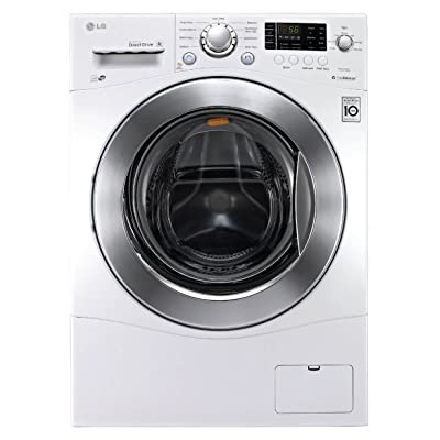 LG WM1388HW Front Load Washer