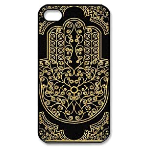 DIY Phone Case for iPhone 5 5s, Hamsa Hand Cover Case - HL-R648169