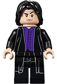 3e068c5be Amazon.com  Lego Harry Potter Professor Severus Snape Minifigure ...