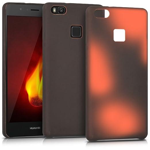 59 opinioni per kwmobile Cover per Huawei P9 Lite- Custodia in silicone TPU- Back case