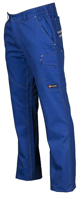 47 opinioni per Pantalone da Lavoro 100% Cotone Multistagione Con Tasche Anteriori Payper Worker