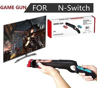 Gun Game Handle Grips for Nintendo Switch Joy-Con Gamepad