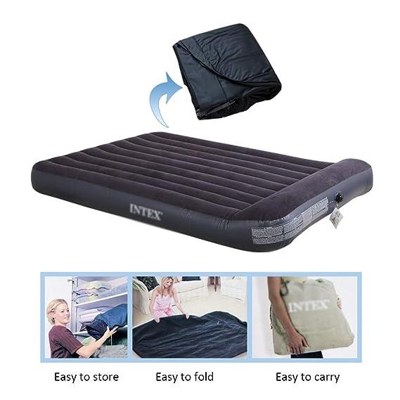 Amazon.com: Colchones de aire cama colchón de aire aire ...