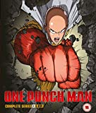 One Punch Man Collection 1 (Episodes 1-12 + 6 OVA) Collector s Edition [Blu-ray]