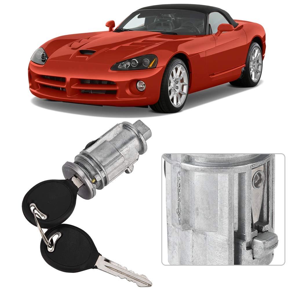 Lock Cylinders Car Ignition 2 Keys Switch Lock Cylinder For ...
