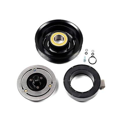 Amazon.com: SCITOO AC Compressor Clutches Repair Set CO 101610C Auto Compressor Clutch Assembly Kit for Ford F-150 Focus Bronco F53 Mazda B2300 1989-2003: ...
