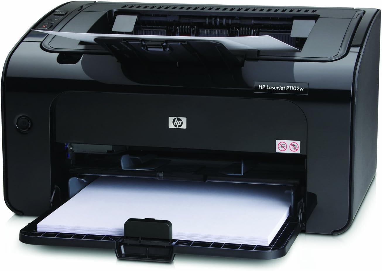 HP LaserJet Pro P1102w (Renewed)