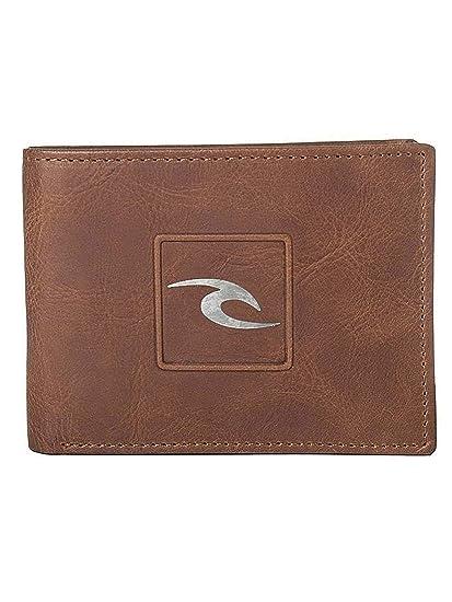 Rip Curl Monedero, marrón (Marrón) - BWLKI1: Amazon.es: Equipaje