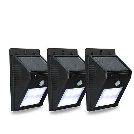 Amazon.com : Shopline Solar Light, Bright Outdoor Solar ... on