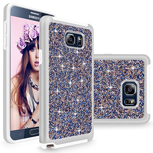 Cellularvilla Crystal Rhinestone Shockproof Protective