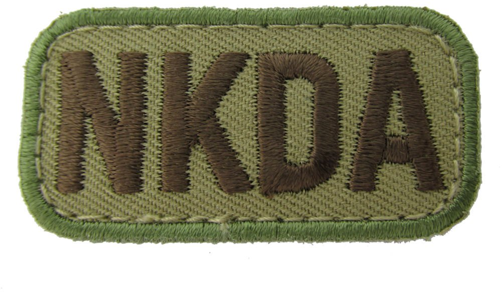 NKDA Morale Patch (Multicam (OCP)) by MilSpec Monkey   B00DGXWOUM