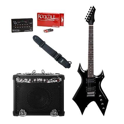 Rocktile Rocktile Pack guitarra eléctrica Warhead/Ripper