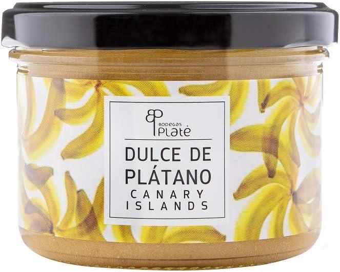 Dulce de plátano PLATÉ 260 gr. Producto Islas Canarias ...