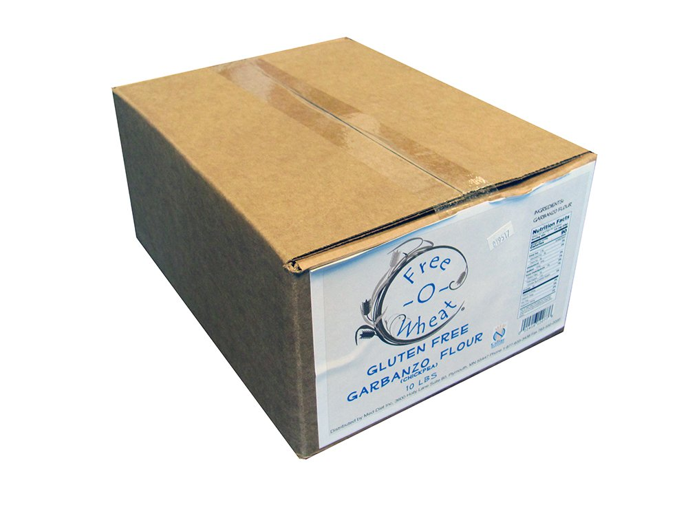 Garbanzo Flour-10lb bulk