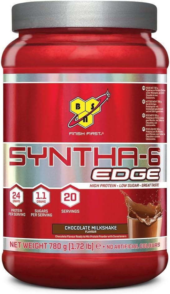 BSN Syntha 6 Edge Proteína en Polvo, Chocolate - 780 g