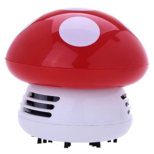 CHAMP HIGH - Mini Aspirador de Mesa Mushroom - Lindo accesorio ...