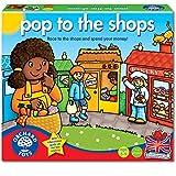 Orchard Toys Pop to the Shops - Juego sobre las compras (importado de Reino Unido)