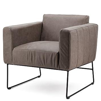 Armlehnsessel Oscar Leder Relaxsessel Fernsehsessel Lounge Sessel