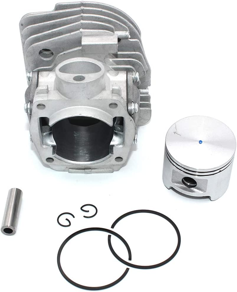 SeekPro Big Bore Cylinder Piston Kit 45mm for Husqvarna 346XP 346XP EPA 353 353 EPA PN 537253102 537253104 503869871