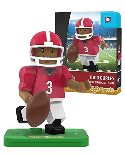 Image Unavailable. Image not available for. Color  OYO NCAA Georgia  Bulldogs Todd Gurley ... 00e1967ae