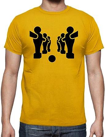 latostadora - Camiseta Futbolin para Hombre: Florian.Kruemmling: Amazon.es: Ropa y accesorios