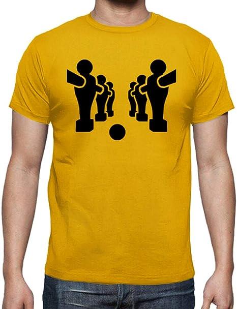 latostadora - Camiseta Futbolin para Hombre: Florian.Kruemmling ...