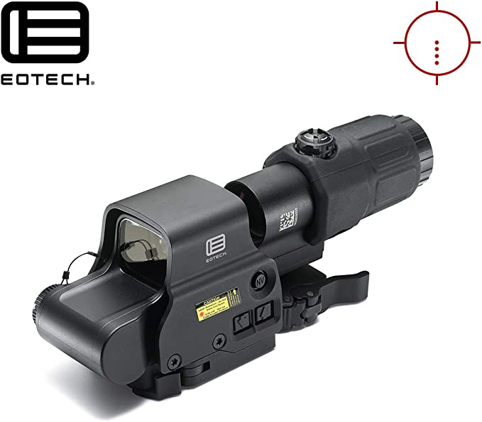 Best Holographic Sight: EOTECH HHS I