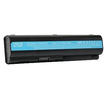 NB Batería del ordenador portátil para HP Pavilion DV4-1000 DV5-1000