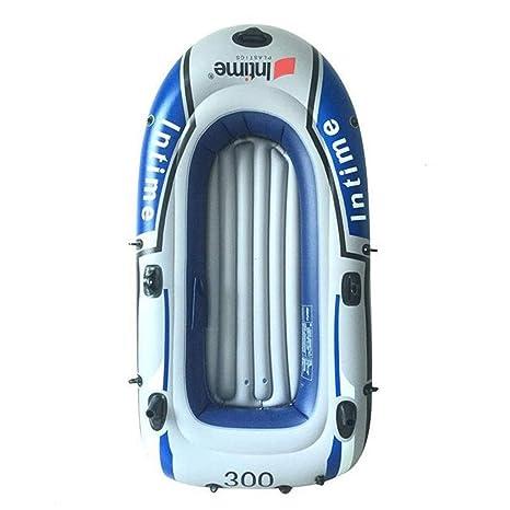 Juego de Kayak Inflable for 3 Personas con Remos de Aluminio Carga ...