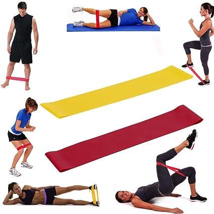 Correa Yoga Stretch Strap - Sannysis set de resistente ...