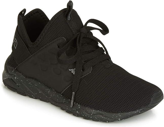 KAPPA San Antonio Kid Zapatillas Moda Nino Negro - 37 - Zapatillas Bajas: Amazon.es: Zapatos y complementos