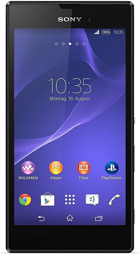 Sony Xperia Style - Smartphone libre Android (pantalla 5.3 ...