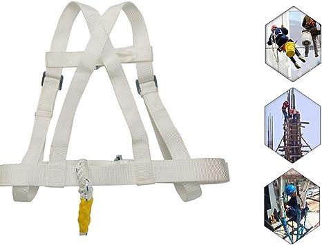 OYLXQ Cinturón de protección contra caídas del arnés de Seguridad ...