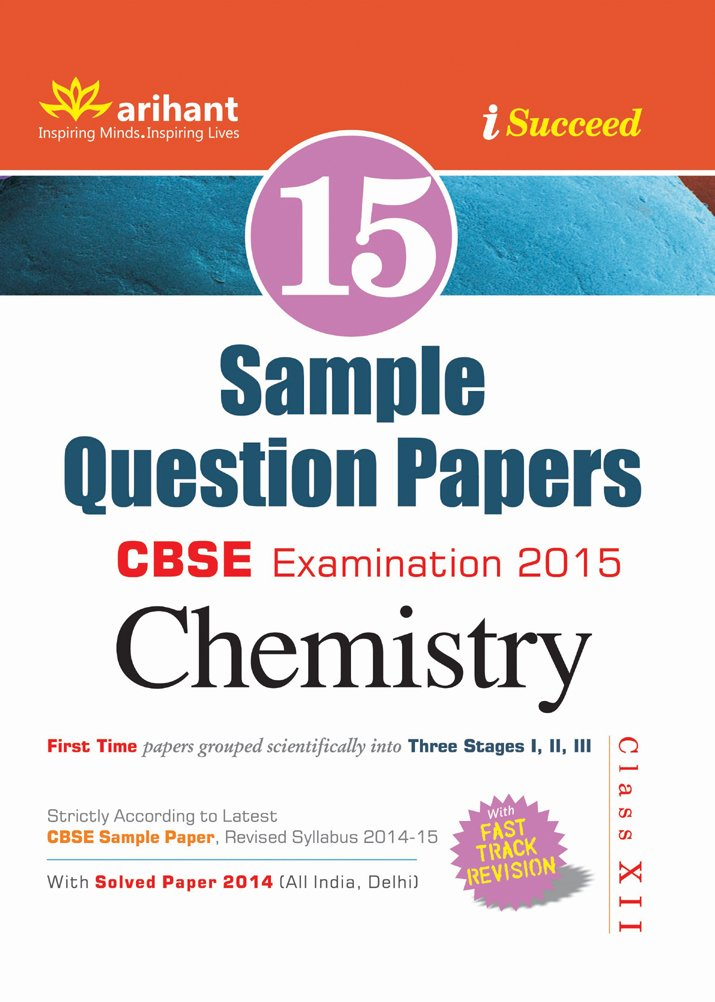 Cbse 15 sample question paper chemistry for class 12 old edition cbse 15 sample question paper chemistry for class 12 old edition amazon geeta rastogi books malvernweather Gallery