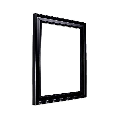 15 X 15 Black Colour Instagram Square Oslo Shabby Chic Range