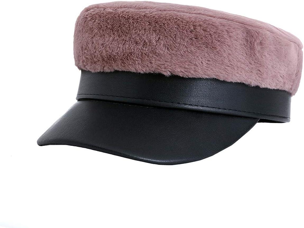 ACVIP Women's Faux Fur...
