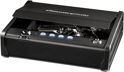 Sentry Safe - Biometric Pistol Safe Review