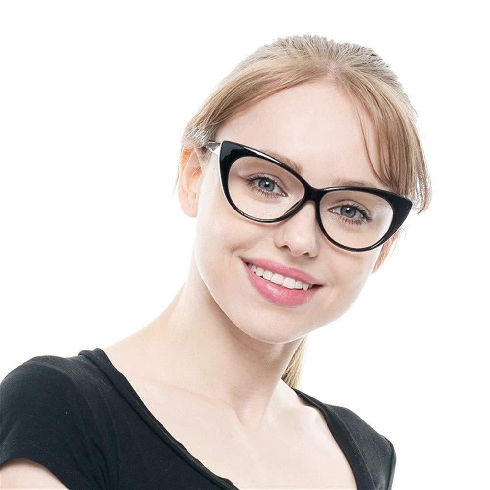 Gafas De Lectura De Ojos De Gato Mujeres Hombres Gafas De Lectura Ligeras De Presbicia Eye Prescription : +125-Leopard 0.5 0.75 1.0 1.25 1.5 1.75 2.0 2.5 3.0 3.5 4.0