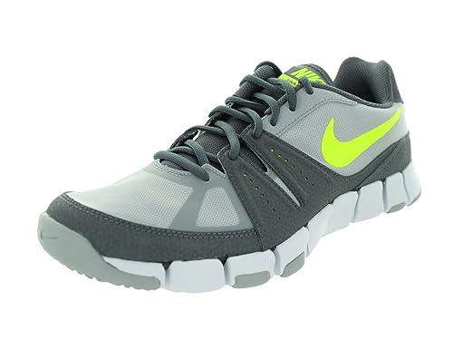 402ece20007f Nike Men s Flex Show Tr 3 Training Shoe Wolf Grey Volt Dark Grey White 13  D(M) US  Amazon.in  Shoes   Handbags