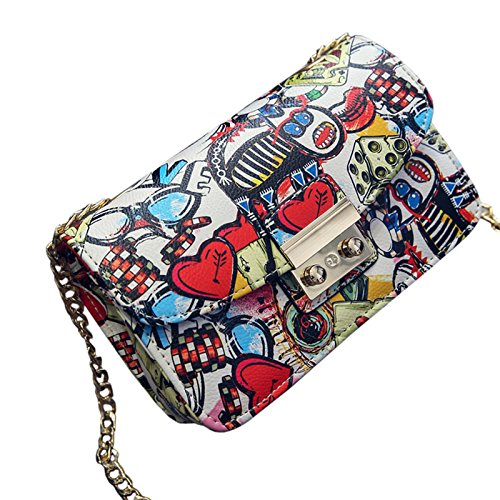 Graffiti Handbags & Purses