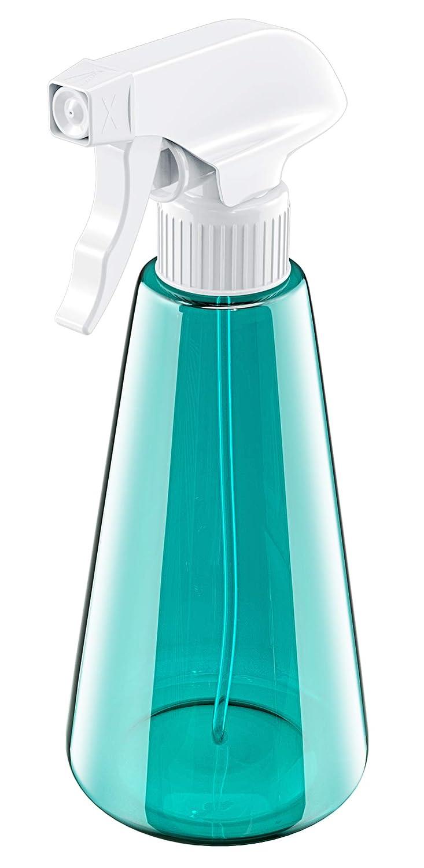 Bcway Plastic Spray Bottle, 16oz Trigger Sprayer for Cleaning Solutions, 3 Modes (SPRAY & STREAM & OFF) Refillable Empty Mist Spray Bottle for Essential Oils, Air Freshening & Gardening
