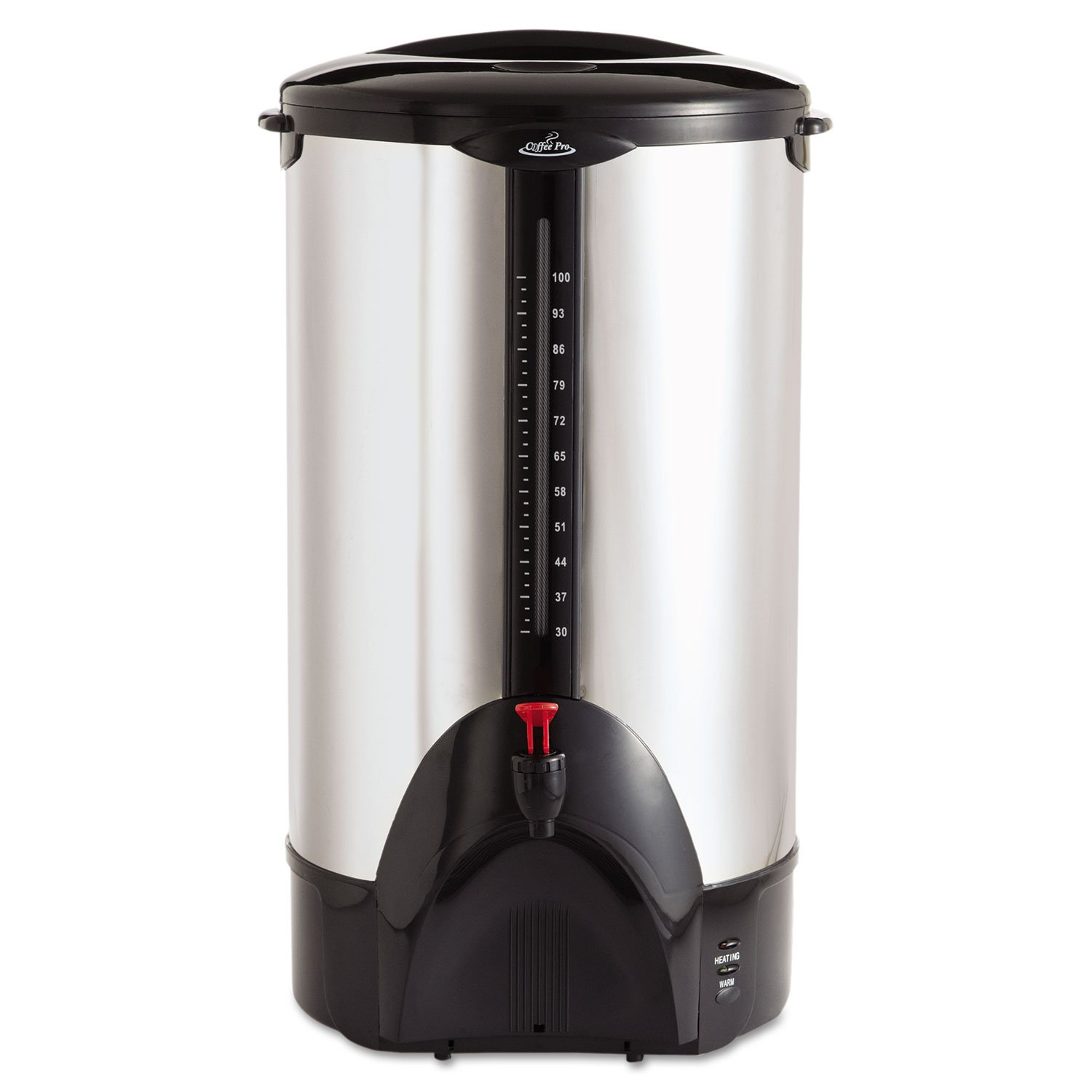 Adcraft CP-100 100-Cup Coffee Percolator