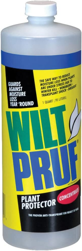 Wilt-Pruf Plant Protector Concentrate, 1 Quart
